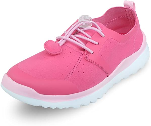 Boys and Girls No-Tie System Sneakers