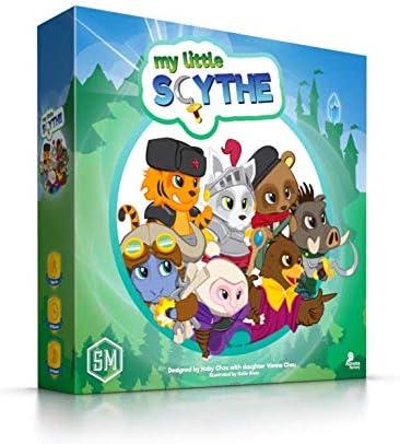 ghenos Games My Little Scythe,, ghe099: Amazon.es: Juguetes y juegos