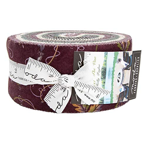 Fresh Off The Vine Jelly Roll by Holly Taylor for Moda Fabrics