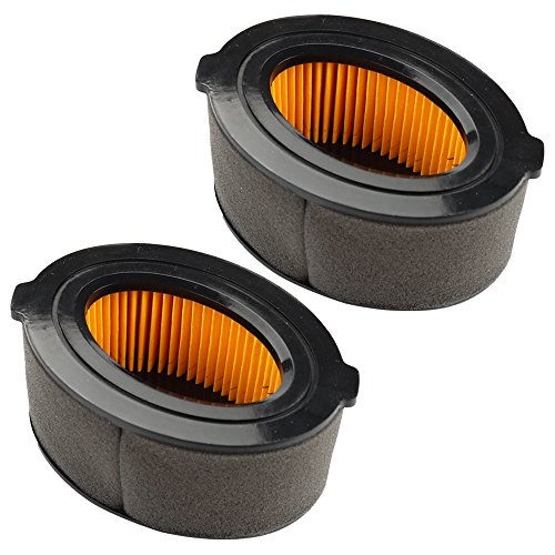 (Panari (Pack of 2) 951-10794 Air Filter + Pre Cleaner for MTD 951-14262 208cc Troy-Bilt MTD Gold Craftsman Yard-Man Yard Machines Huskee Bolens Tiller / Cultivator)