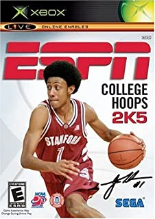 Amazon com: ESPN College Hoops - Xbox: Artist Not Provided