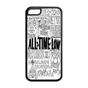 Fashion Snap On iPhone 5C Case,Rubber Protector ATL Back Hard Cover Case For iPhone 5c