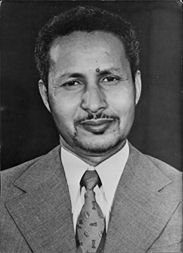 Vintage Photo de Portrait du Mohameden Ould Babah.: Amazon.fr: Cuisine &  Maison