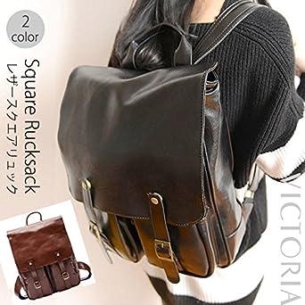 9db941b8e46f Amazon.co.jp: 【ノーブランド品】[即]リュック レディース/リュック ...