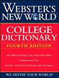 Webster's New World College Dictionary, Fourth Edition (Book with CD-ROM)