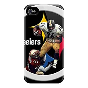 For Iphone 6 Plus Premium Tpu Cases Covers Pittsburgh Steelers Protective Cases