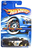 #2006-170 1941 Willys Coupe Gold Base Collectible Collector Car Mattel Hot Wheels