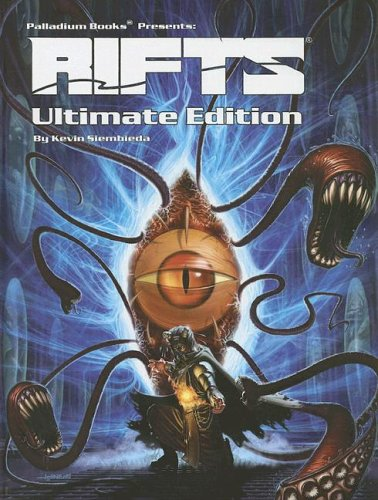 Rifts Ultimate Edition Rpg