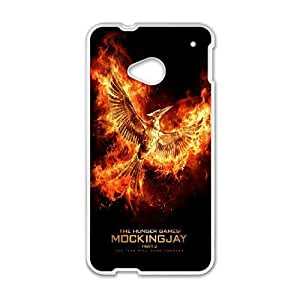 Character Phone Case The hunger games For HTC One M7 NC1Q02308