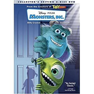 Monsters, Inc. (Two-Disc Collector