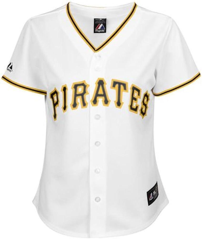 Pittsburgh Pirates Women's 2010 MLB Replica Jersey