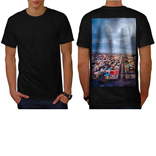 beautiful-landmark-bird-skyview-men-new-l-t-shirt-back-wellcoda