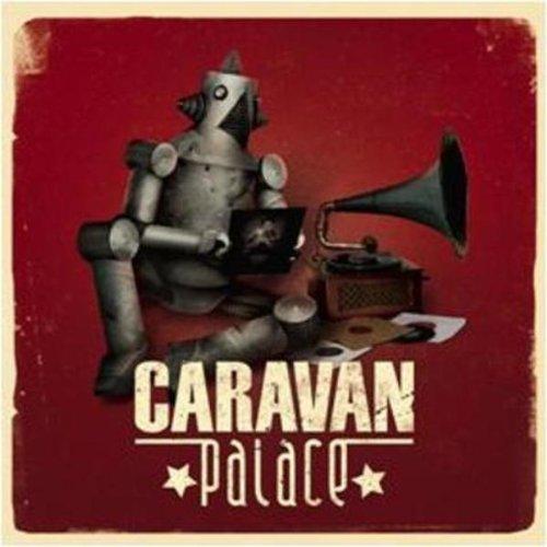 Caravan Palace - Caravan Palace (CD)