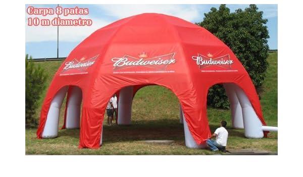TUCUMAN AVENTURA - Carpas hinchables 8 Patas: Amazon.es ...