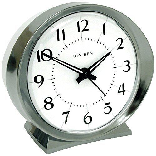 tery-Powered Big Ben Alarm Clock ()
