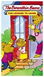 The Berenstain Bears - Fun Lessons to Learn [VHS]