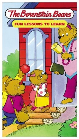 The Berenstain Bears - Fun Lessons to Learn [VHS] ()