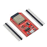 Makerfocus ESP32 DevKit ESP32 Development Board ESP WROOM 32 Board WiFi Bluetooth Ultra Low Power Consumption Dual Cores