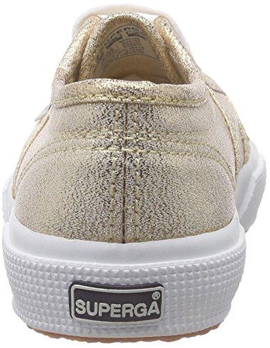 Superga 2750-Lamej, Zapatillas para Niños Dorado