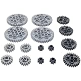 LEGO 16pc Technic gear SET (Minstorms EV3 NXT, Bionicles, Robot parts)