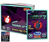 Ummzy Thumbs Up 7 Blue 24 Pills Male Enhancing Natural Performance Pill The New Most Effective Natural Amplifier for Performance, Energy, and Endurance