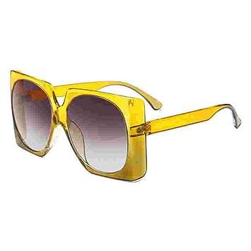 GAODGAS Moda Mujer Gafas De Sol Retro Mujer Hombre Gafas De ...