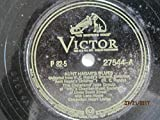 Aunt Hagar's Blues (with Lena Horne) b/w East St. Louis Blues [78 RPM VINYL]