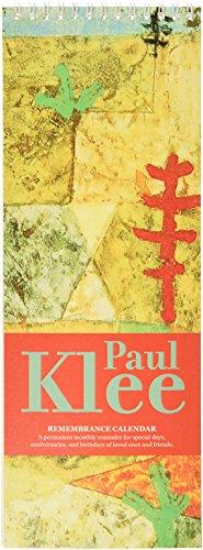 Nouvelles Images Paul Klee - Remembrance Calendar (RCB 103) by Nouvelles Images