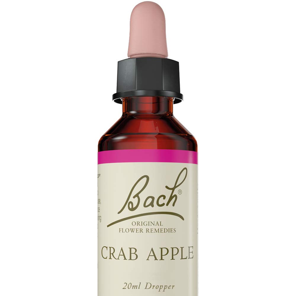 Bach Original Flower Remedies Crab Apple 20ml by Bach Original Flower Remedies