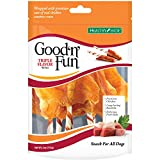 Healthy Hide Good 'N' Fun Triple Flavor Wings For Dogs Larger Image