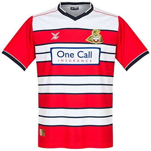 Doncaster Rovers Home Jersey 2016 / 2017 - - Shops Doncaster