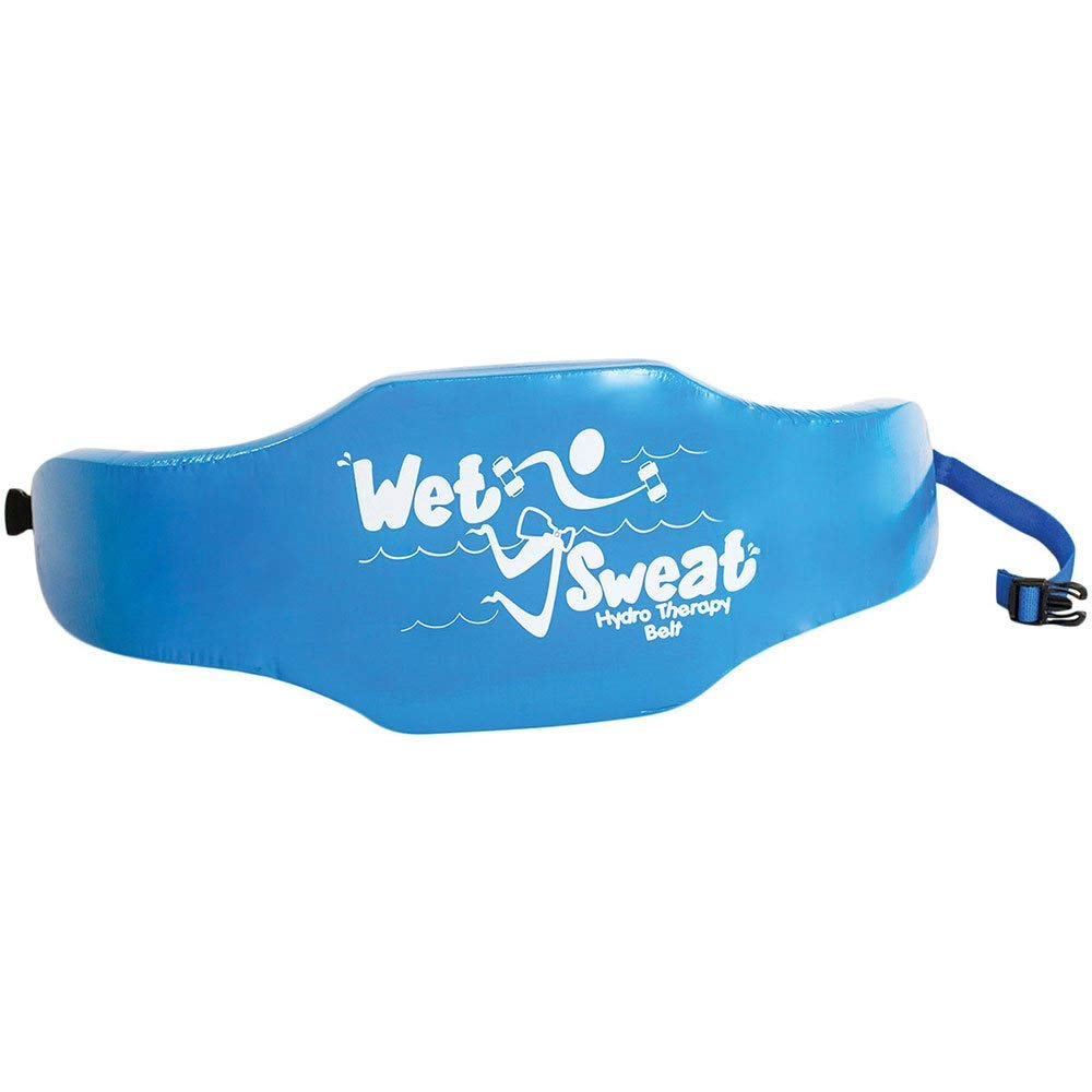TRC Recreation Wet Sweat Hydro Therapy Belt, Large/XL, Waist: 34'' - 44''