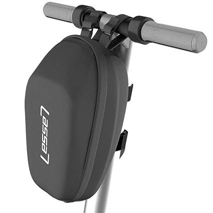 Bolsa Frontal Transporte Mochila LESSEN para Patinete eléctrico Xiaomi M365 Lessen URBANTRUNK (Carbon)