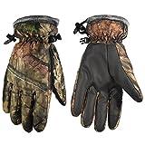 #8: SZXKT Winter Outdoor Gloves,Ski Waterproof Windproof Warm Cold Resistant Touchscreen Skiing Snowmobile Snowboarding Gloves