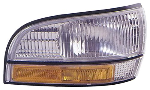 OE Replacement Buick Lesabre/Park Avenue/Ultra Front Passenger Side Marker Light Assembly (Partslink Number GM2551136)