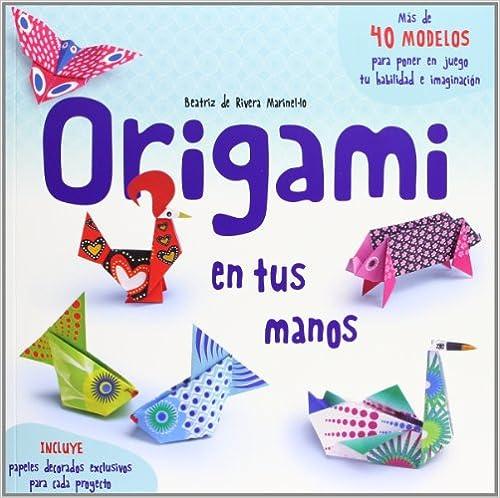 Descarga gratuita de la base de datos de libros. Origami En Tus Manos PDF DJVU FB2
