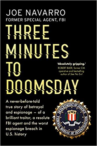 Image result for Three Minutes to Doomsday by Joe Navarro
