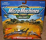 f series helicopter parts - Transport Team #16 Military Micro Machines Collection