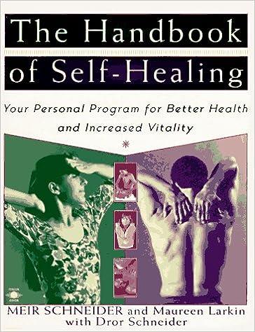the handbook of selfhealing
