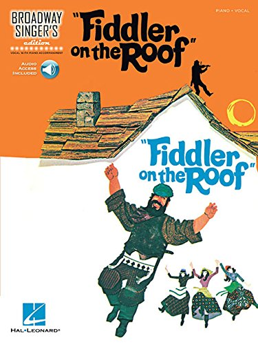 Fiddler on the Roof: Broadway Singer's Edition thumbnail