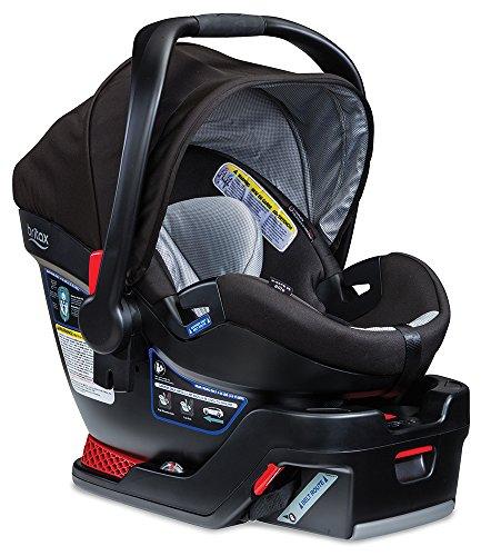 Center Infant Car Seat Base (Britax B-Safe 35 Elite Infant Car Seat,)