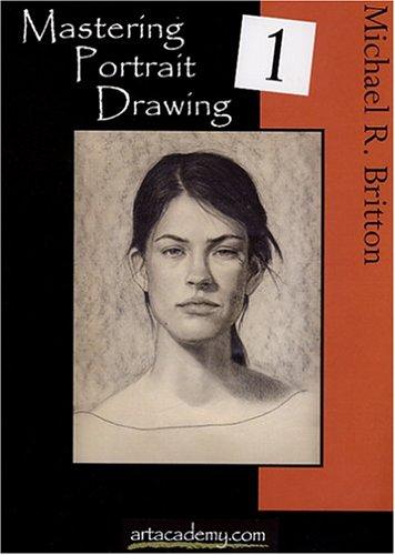 Amazon Com Mastering Portrait Drawing Vol 1 Sonya Michael
