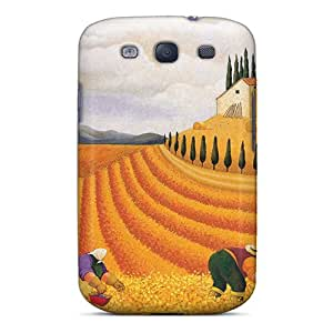 Tpu Fashionable Design Harvest Season Rugged Case Cover For Galaxy S3 New