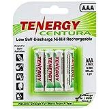 Tenergy Centura AAA Low Self-Discharge (LSD) NiMH Rechargeable Batteries, 1 C...