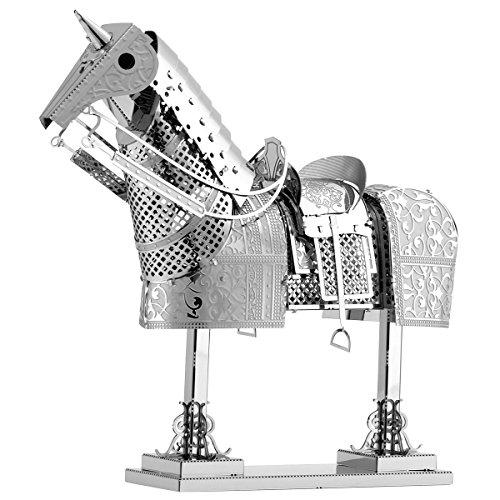 - Fascinations Metal Earth Horse Armor 3D Metal Model Kit