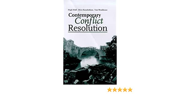 CONFLICT ANALYSIS Understanding Causes Unlocking Solutions USIP Academy Guides