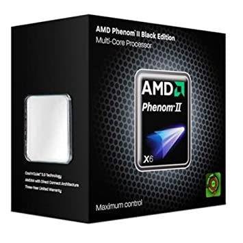 AMD HDT90ZFBGRBOX - Procesador AM3 Phenom II X6 1090T con tecnología Turbo Core (Incluye Ventilador): Amazon.es: Informática