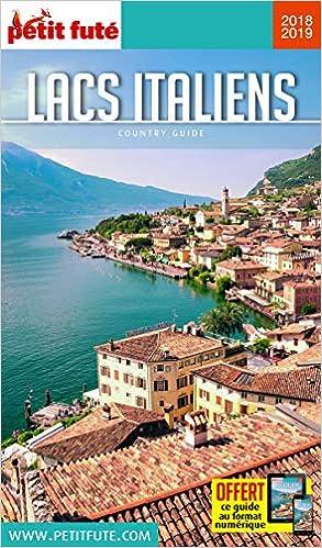Amazon Fr Guide Lacs Italiens 2018 2019 Petit Fute Petit