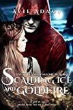 img - for Scalding Ice and Goldfire: Dark Fantasy Romance (Lost Souls Series Standalone) book / textbook / text book
