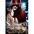 Scalding Ice and Goldfire: Dark Fantasy Romance (Lost Souls Series Standalone)